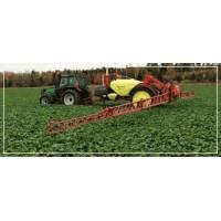 Осінь: внесення добрив на рапс та пшеницю